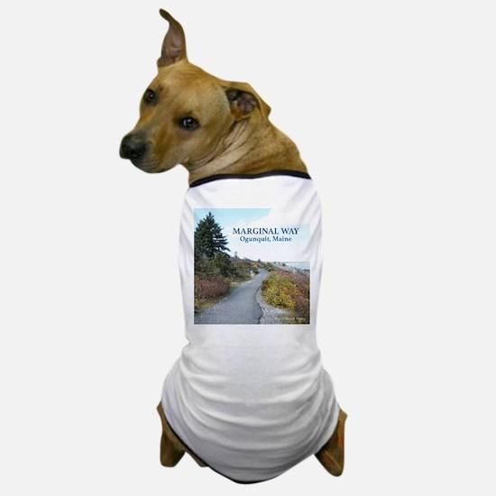 Ogunquit Marginal Way Dog T-Shirt