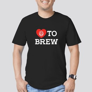 Love To Brew Homebrewers Mens Beer Shirt T-Shirt