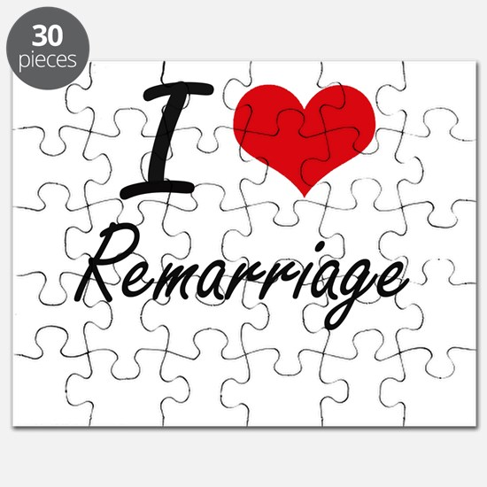 I Love Remarriage Puzzle