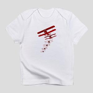 Retro Biplane Infant T-Shirt