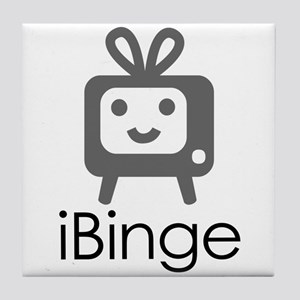 iBinge Tile Coaster