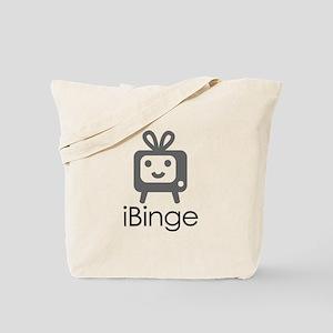 iBinge Tote Bag