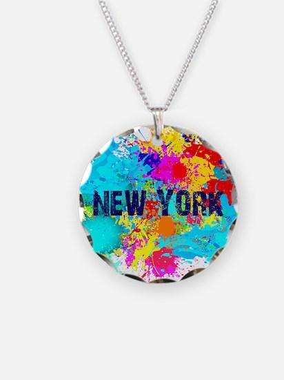 NEW YORK BURST Necklace