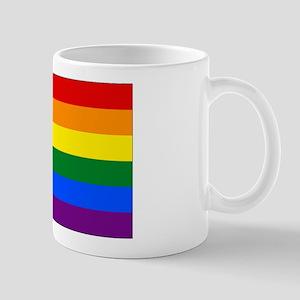 Rainbow Flag Mugs