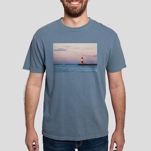 Mole in Warnemuende T-Shirt