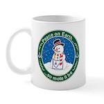 Vintage Masonic Christmas 2007 Mug