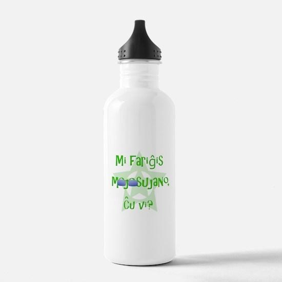 Mi Farigis Mojosujano! Water Bottle