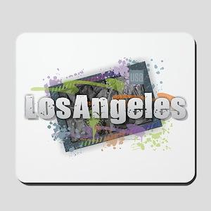 Los Angeles Mousepad