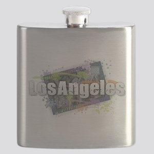 Los Angeles Flask