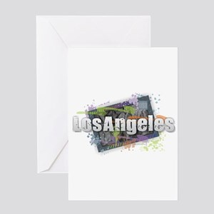 Los Angeles Greeting Cards