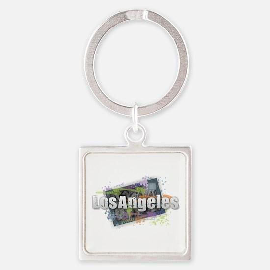 Los Angeles Keychains
