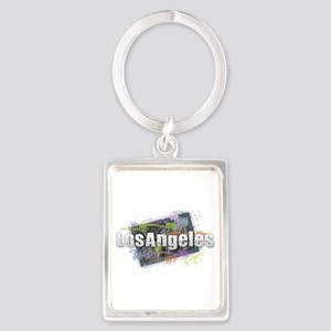 Los Angeles Keychains