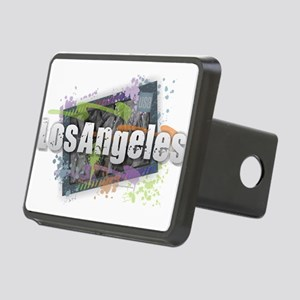 Los Angeles Rectangular Hitch Cover