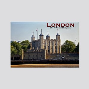 London - Tower Of Rectangle Magnet Magnets