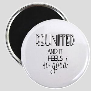 Reunion Magnet