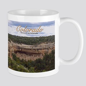 Colorado Mesa Verde Mug Mugs