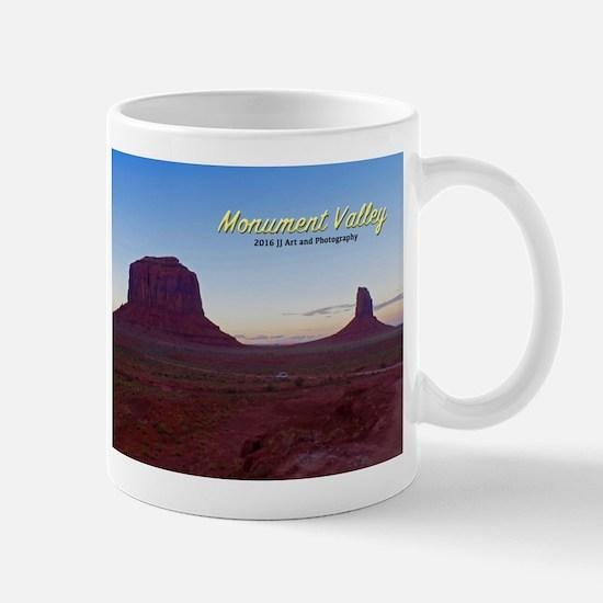 Monument Valley Sunset Mug Mugs