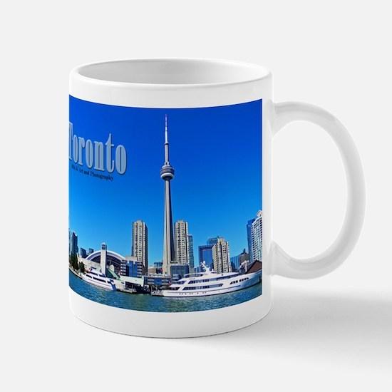 Toronto Skyline Mug Mugs