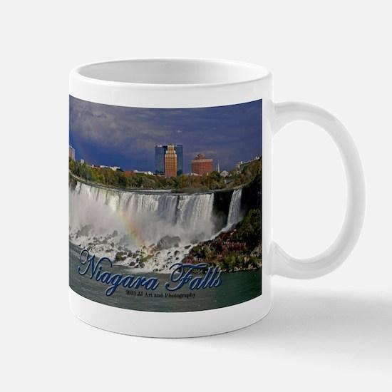 Niagara Falls Rainbow Mug Mugs