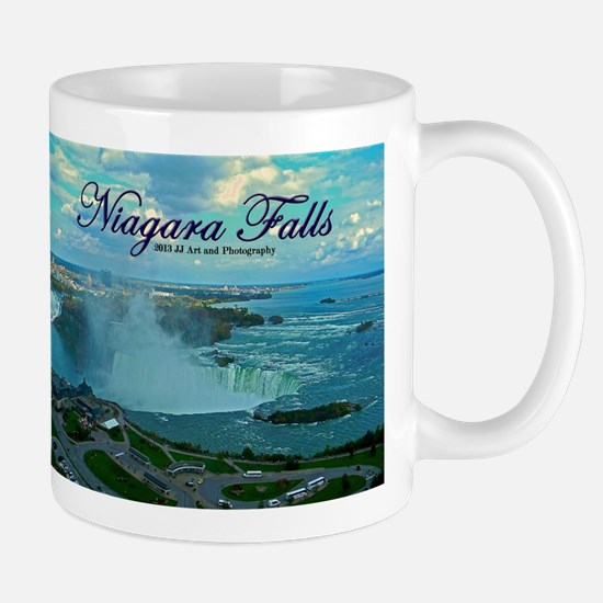 Niagara Falls From Above Mug Mugs