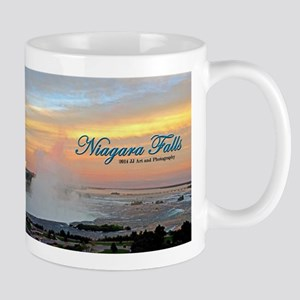 Niagara Falls Sunset Mug Mugs