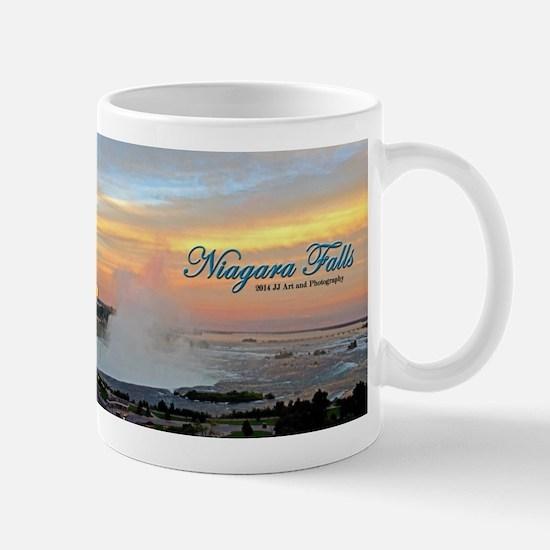 Niagara Falls Sunset Mug Mugs