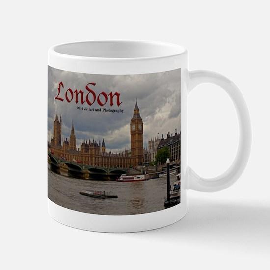 London Big Ben And Parliament Mug Mugs