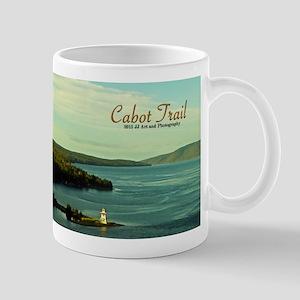 Cabot Trail Lighthouse Mug Mugs
