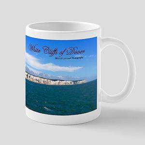 White Cliffs Of Dover Mug Mugs