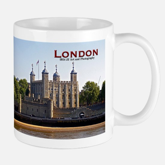 London Tower Of Mug Mugs