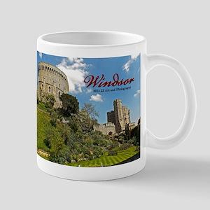 Windsor Castle Mug Mugs
