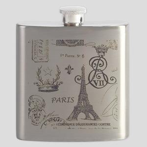 Paris XV Flask