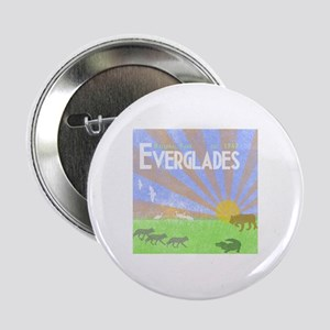 "Florida Everglades National Park Vint 2.25"" Button"