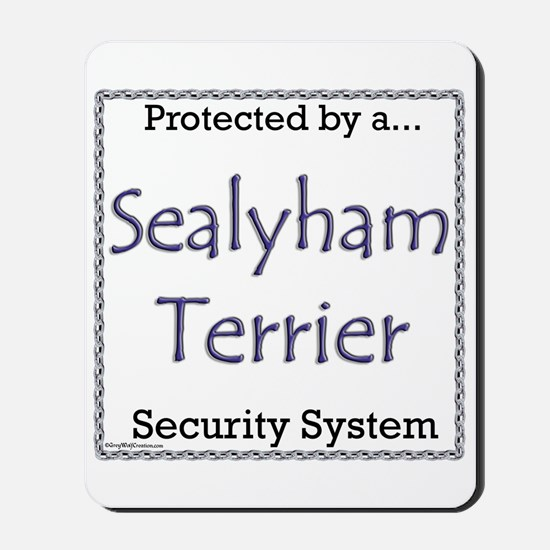 Sealy Security Mousepad