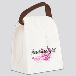 Anesthesiologist Artistic Job Des Canvas Lunch Bag