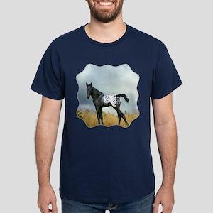 Appaloosa Colt Horse Dark T-Shirt
