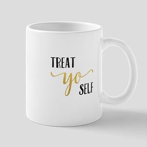 Treat Yo Self Mugs