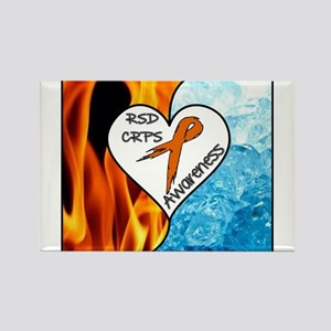 RSD*CRPS Fire & Ice Magnets