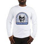 Phlebotomy Division - Galactic Long Sleeve T-Shirt