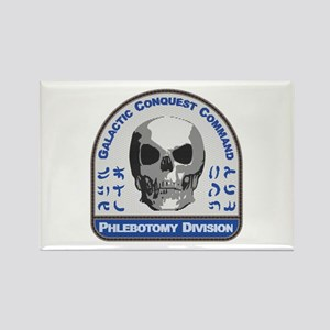 Phlebotomy Division - Galactic Co Rectangle Magnet