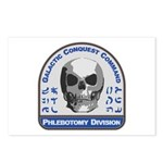 Phlebotomy Division - Gal Postcards (Package of 8)