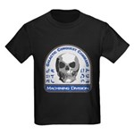 Machining Division - Galactic Co Kids Dark T-Shirt