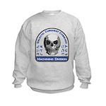 Machining Division - Galactic Conq Kids Sweatshirt