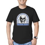Machining Division - G Men's Fitted T-Shirt (dark)