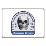 Machining Division - Galactic Conquest Comm Banner