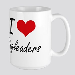 I Love Ringleaders Mugs