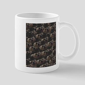 Sophisticated Pupper Mugs