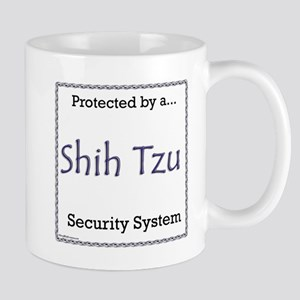 Shih Tzu Security Mug