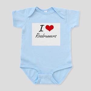 I Love Roadrunners Body Suit