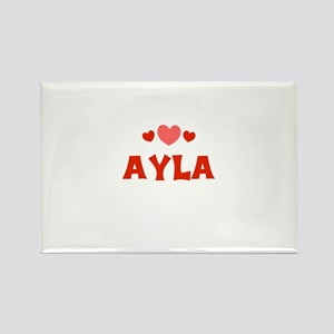 Ayla Rectangle Magnet